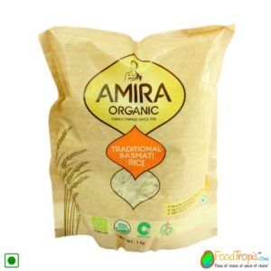 foodtropis_traditional_organic_basmati_rice_cook_eat_staples_north_india_amira_organic_1000_front