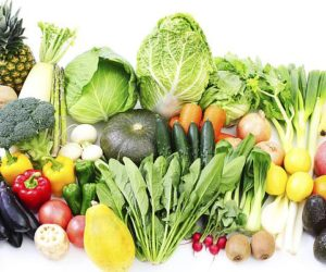 fruits and veg