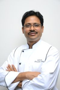 Chef Subrata Debnath_Vivanta by Taj, Gurgaon
