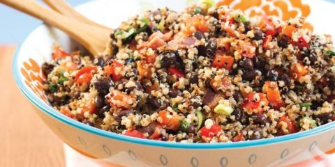 Quinoa recipe pic