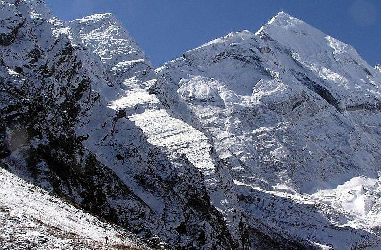 The Nanda Devi Base Camp